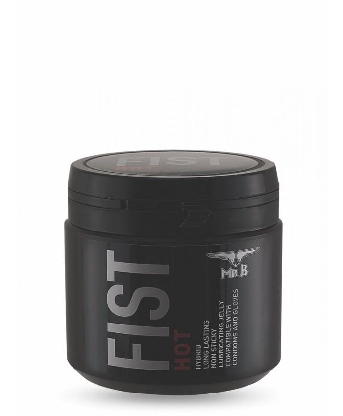 Mister B FIST Hot Lube 16.9oz. / 500ml