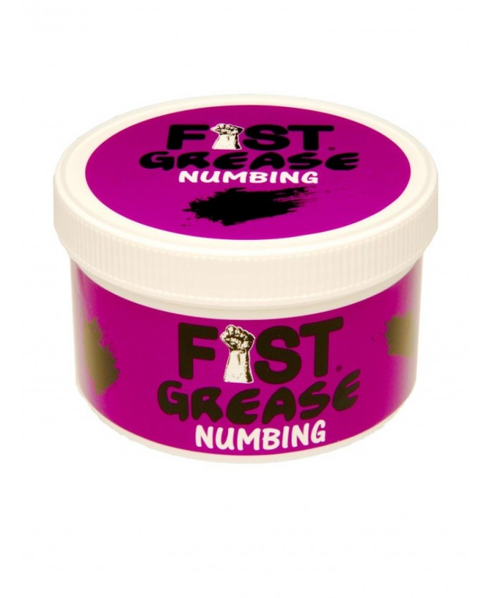 Fist Grease Numbing 13.5oz / 400ml Oil Lube