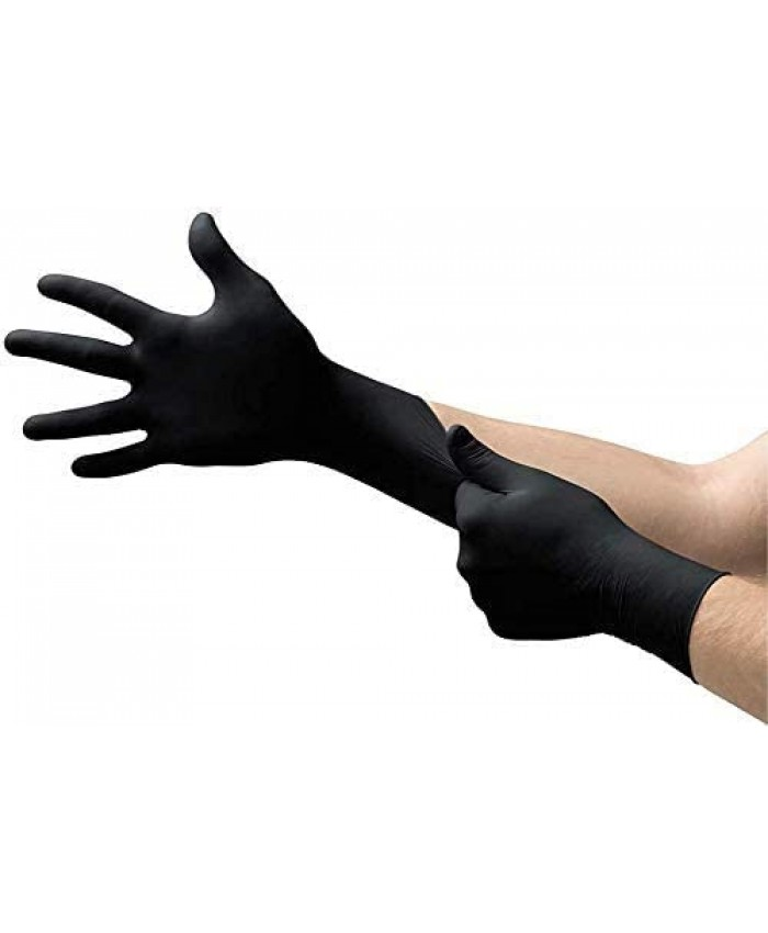 Ultra Violet Waterforde Nitrile Examination Gloves